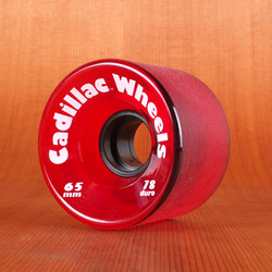 Cadillac 65mm 78a Cruzers Red Wheels