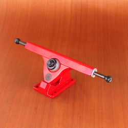 "Caliber Fifty Cal 10"" Trucks - Red Rum"