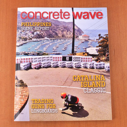 Concrete Wave v12 #1 2013 Summer