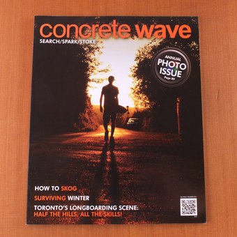 Concrete Wave v10#3 2011 Holidays
