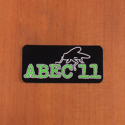 Abec11 Sticker Fly Rectangle