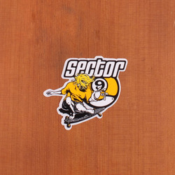 Sector 9 Sticker Cruising Nineball