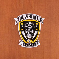 Sector 9 Sticker Downhill Division