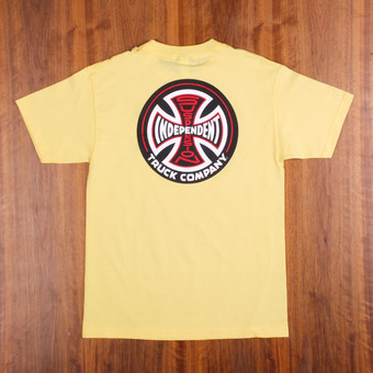Independent Suspension Cross Banana T-Shirt