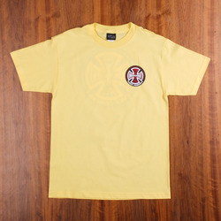 Independent Suspension Cross Bananna T-Shirt