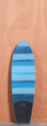 "Globe 33"" Chromantic Sea Longboard Deck"