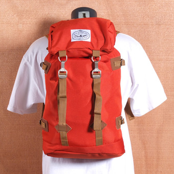 Poler Rucksack - Burnt Orange
