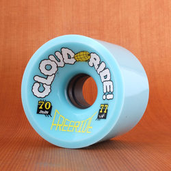 Cloud Ride Freeride 70mm 77a Wheels