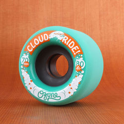 Cloud Ride Ozone 70mm 80a Wheels