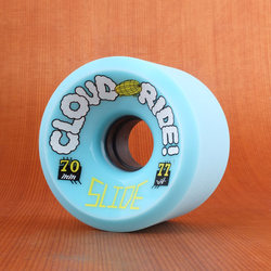 Cloud Ride Slide 70mm 77a Wheels