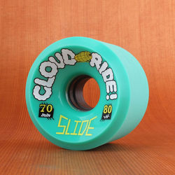 Cloud Ride Slide 70mm 80a Wheels