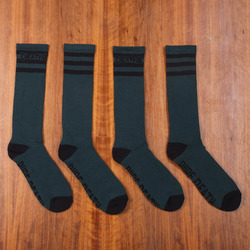 Creature Pure Death Socks 2 Pack - Forest