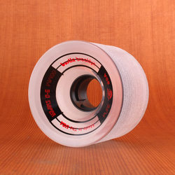Bustin Five-O Sniper 66mm 80a Clear Wheels