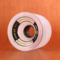 Bustin Five-O Sniper 70mm 80a Clear Wheels