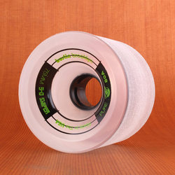 Bustin Five-O Sniper 75mm 80a Clear Wheels