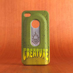 Creature Party Line iPhone 4/4S Case