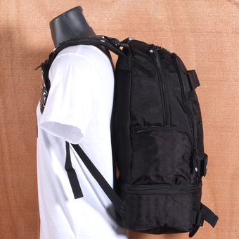Sector 9 Commando II Backpack - Black