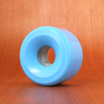 Seismic Cry Baby 64mm 88a Blue Wheels