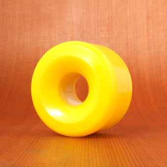 Seismic Cry Baby 64mm 80a Wheels - Yellow