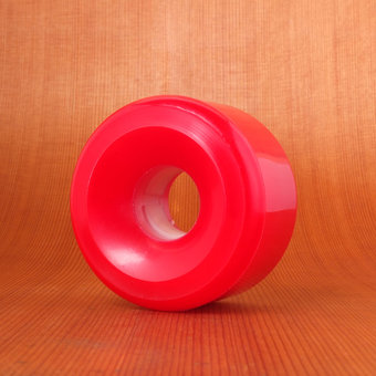 Seismic Cry Baby 64mm 84a Wheels - Red