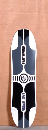 "Earthwing 37"" Supermodel 3D Top Mount Longboard Deck"