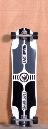 "Earthwing 37"" Supermodel 3D Top Mount Longboard Complete"