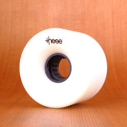 These 66mm 82a ATF 327 Wheels - White