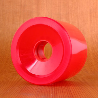 Earthwing Chargers 75mm 78a Wheels - Red