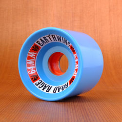Earthwing Road Rage 64mm 81a Wheels - Blue
