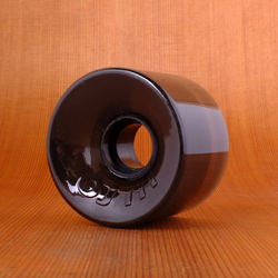 OJ 60mm 78a Hot Juice Trans Black Wheels