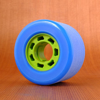 Hawgs Mini Zombie 70mm 78a Wheels - Blue