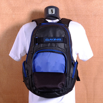 Dakine Atlas 25L Backpack - Blackout