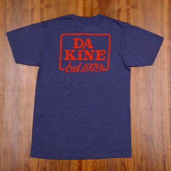 Dakine Est. 1979 T-Shirt - Indigo Heather