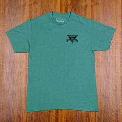 Dakine Ranger T-Shirt - Dark Kelly Heather