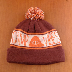Poler Camp Vibes Beanie - Brown