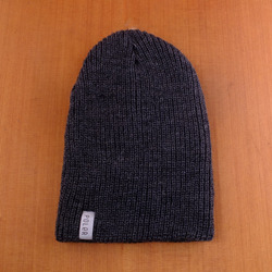 Poler Tube City Beanie - Charcoal