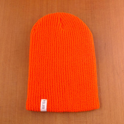 Poler Tube City Beanie - Athletic Orange