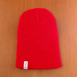 Poler Tube City Beanie - Red