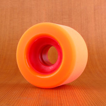 Orangatang The Keanu 66mm 80a Wheels - Orange
