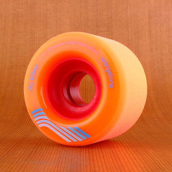 Orangatang The Kilmer 69mm 80a Wheels - Orange