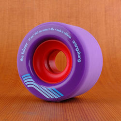 Orangatang 69mm 83a The Kilmer Wheels - Purple