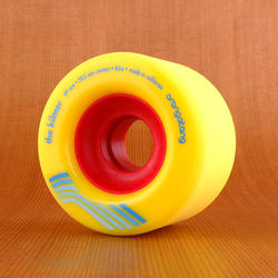 Orangatang 69mm 86a The Kilmer Wheels - Yellow