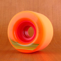 Orangatang The Cage 73mm 80a Wheels - Orange