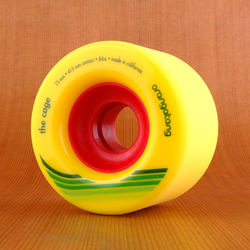 Orangatang 73mm 86a The Cage Wheels - Yellow