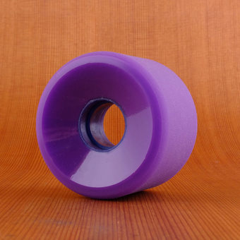 Orangatang Fat Free 65mm 83a Wheels - Purple