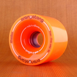 Orangatang 70mm 80a 4President Orange Wheels