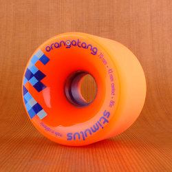 Orangatang Stimulus 70mm 80a Wheels - Orange