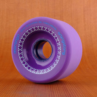 Orangatang Moranga 72.5mm 83a Wheels - Purple