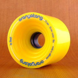 Orangatang 75mm 86a In Heat Yellow Wheels