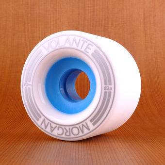 Volante Morgan 70mm 82a Wheels - White